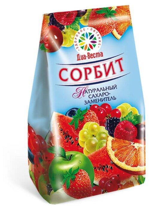 Купить Сорбит пищевой порошкообразный, 230 г по низкой цене с доставкой из Яндекс.Маркета (бывший Беру)