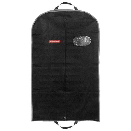 HAUSMANN Чехол для верхней одежды HM-701003 60x100 см черный