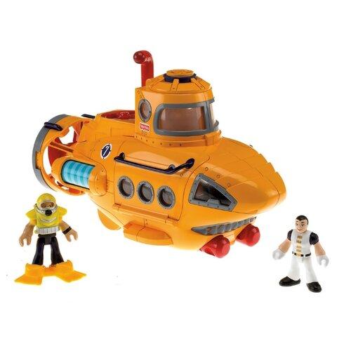 Купить Игровой набор Imaginext Подводная лодка N8270, Игровые наборы и фигурки