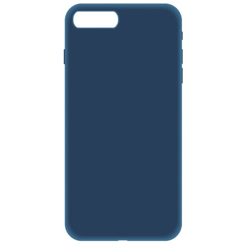 Купить Чехол LuxCase Soft Touch Premium для Apple Iphone 6 Plus/iPhone 7 Plus/ iPhone 8 Plus синий