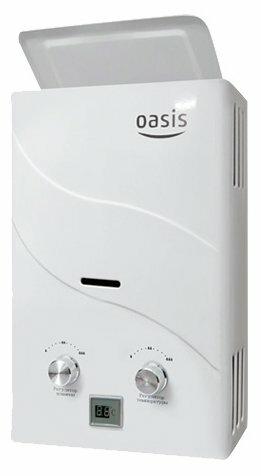 Проточный газовый водонагреватель Oasis B 12W