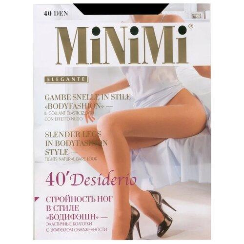 Колготки MiNiMi Desiderio (Nudo) 40 den daino 2 (MiNiMi)Колготки и чулки<br>