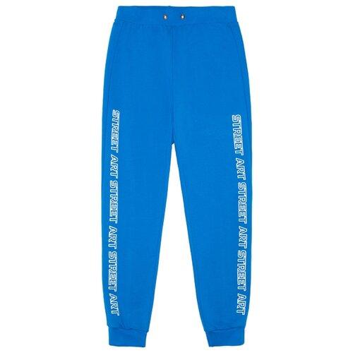 Брюки CUBBY размер 152, ярко-синий брюки smena 39146 39148 39144 39149 39147 размер 152 76 ярко синий