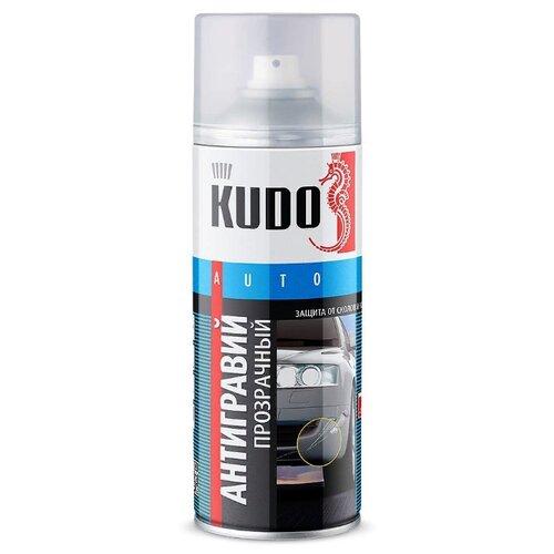 Жидкий антигравий KUDO KU-5220 (прозрачный) прозрачный 0.52 л баллончик
