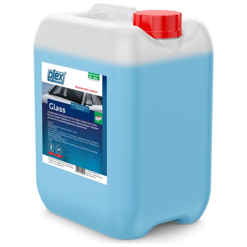 Очиститель для автостёкол PLEX Glass 10, 10 л