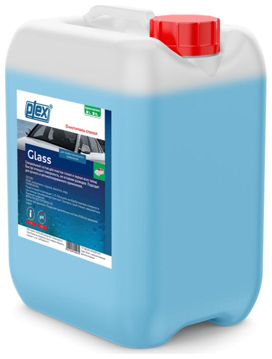 Очиститель для автостёкол PLEX Glass 10,