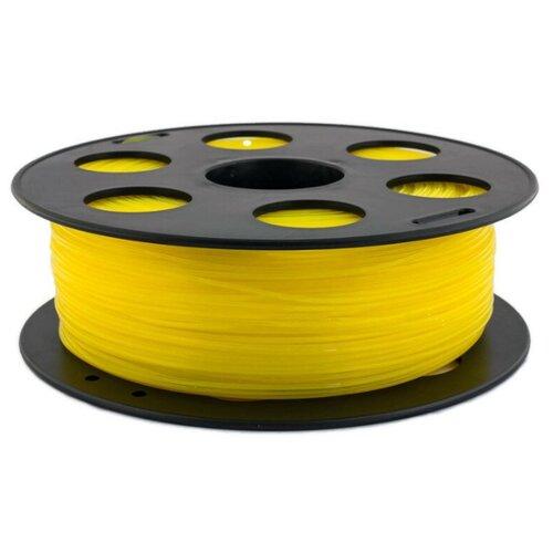 Желтый PETG пластик 1кг. для 3D-принтера Bestfilament 175 мм