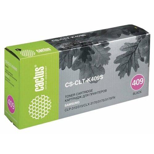 Фото - Картридж cactus CS-CLT-K409S, совместимый картридж promega clt c406s совместимый