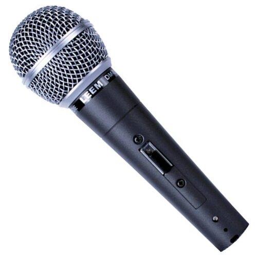 Микрофон LEEM DM-302, черный