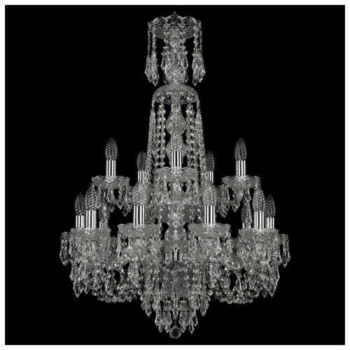 Люстра Bohemia Art Classic 11.23.10+5.200.2d.XL-85.Cr.Dr, E14, 600 Вт скатерть art east лиловый рай 85 85 см