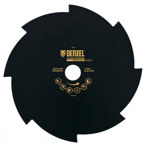 Нож/диск Denzel 96328 25.4 мм