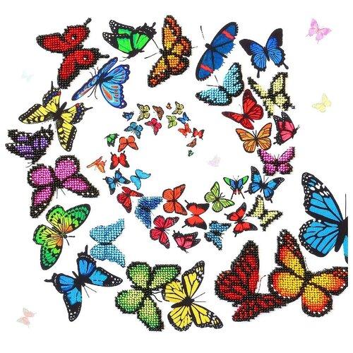 Купить Созвездие Набор для вышивания бисером Вдохновение 30 х 30 см (А-05), Наборы для вышивания