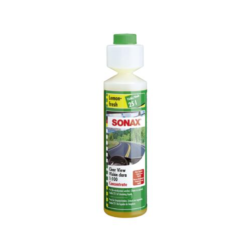 Концентрат жидкости для стеклоомывателя SONAX 03731410, 0.25 л