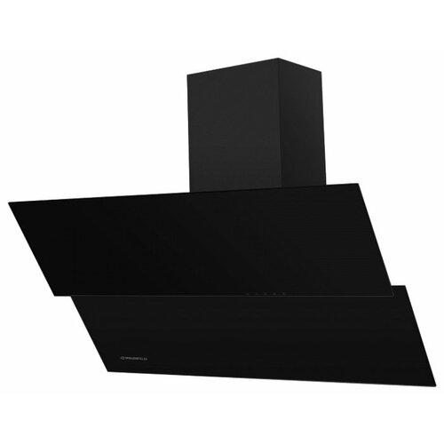 Каминная вытяжка MAUNFELD Plym Light 90 черный