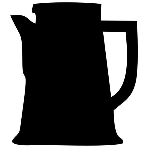 Наклейка Melcom Уютный чайник 02, маловая наклейка melcom уютный чайник 04 меловая