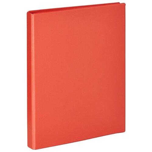 Купить Bantex Папка на 4-х кольцах A4, ПВХ, 25 мм красный, Файлы и папки