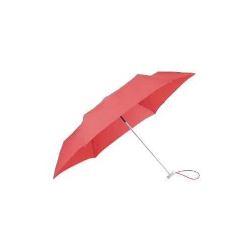 Зонт механика Samsonite Alu Drop S (6 спиц, маленькая ручка) коралловыйЗонты<br>