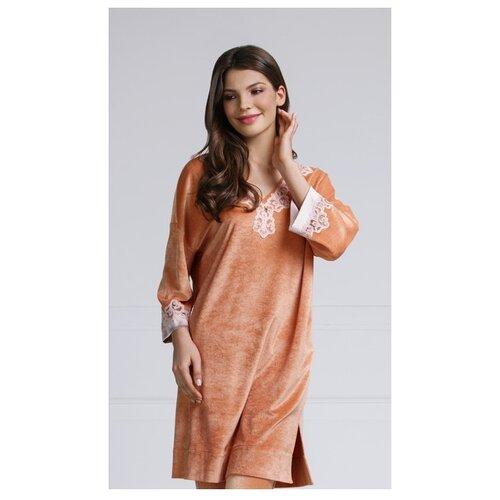 Фото - Платье Laete размер XL(50) оранжевый платье oodji collection цвет карамель 24001104 5b 47420 4b00n размер xl 50