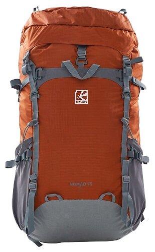 Рюкзак BASK Nomad 75 XL orange