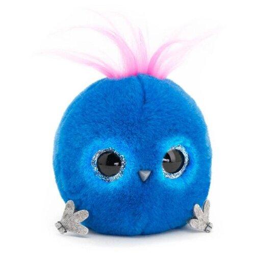Купить Orange Toys Мягкая игрушка КТОтик со светящимися глазами , темно-синий, 13 см, Мягкие игрушки