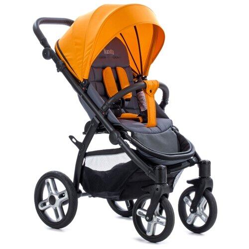 Прогулочная коляска Nuovita MODO Terreno arancione/grigio
