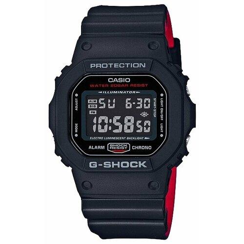 Наручные часы CASIO DW-5600HR-1E часы casio dw 6900bb 1e черный