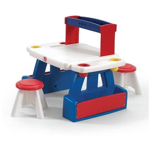 Комплект Step2 стол+2стула