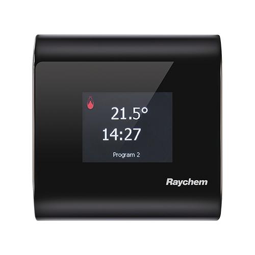 Терморегулятор Raychem R-Senz-WIFI черный по цене 11 925