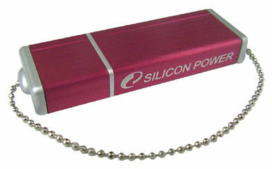 USB Flash drive Флеш накопитель 64Gb Silicon Power Jewel J20, USB 3.1, Розовый
