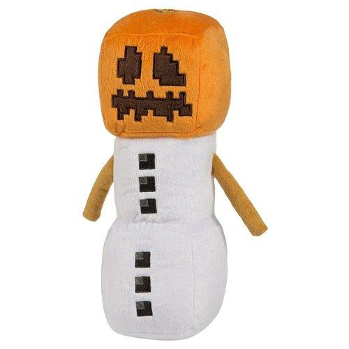 Мягкая игрушка Снежный голем из майнкрафт - Snow Golem 18 см