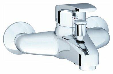 Смеситель для ванны с подключением душа RAVAK