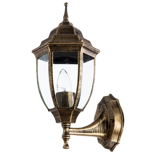 Arte Lamp Уличный настенный светильник Pegasus A3151AL-1BN уличный настенный светильник arte lamp a3151al 1bn