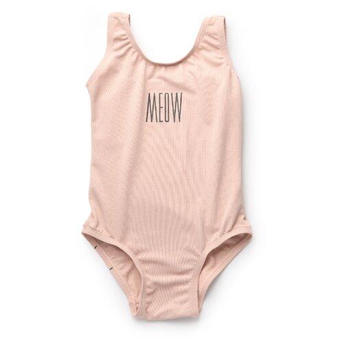 Купальник слитный Happy Baby размер 92-98, розовый футболка happy baby размер 98 light blue