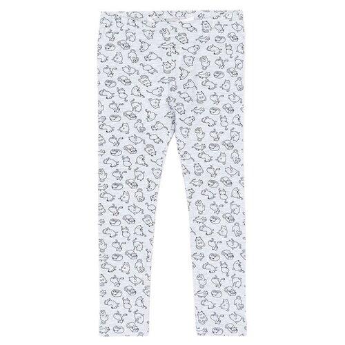 Леггинсы MODIS размер 110, серый джинсы modis modis mo044ewavfd3