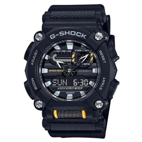 Наручные часы CASIO GA-900-1A наручные часы casio eqw m1000db 1a