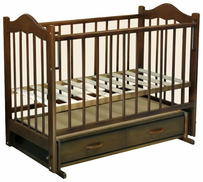 Кроватка РИО Кира (маятник)