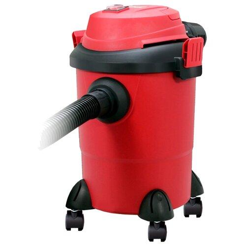 Строительный пылесос Ginzzu VS311 1250 Вт красный