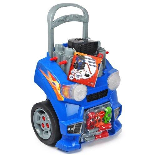 Купить Dickie Toys Набор Ремонт автомобиля, Детские наборы инструментов