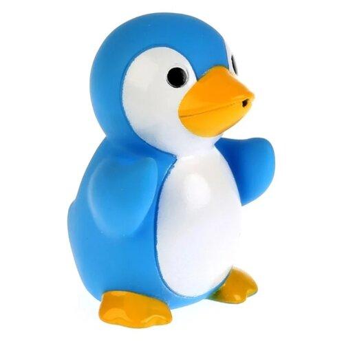Купить Игрушка для ванной Играем вместе Пингвин (LXB495B) голубой/белый, Игрушки для ванной