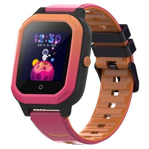 Детские умные часы Smart Baby Watch KT20 розовый