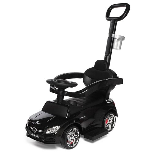 Каталка-толокар Baby Care AMG C63 Coupe (639) черный