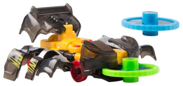 Интерактивная игрушка трансформер РОСМЭН Дикие Скричеры. Линейка 1. Найтвивер (34820) — купить по выгодной цене на Яндекс.Маркете