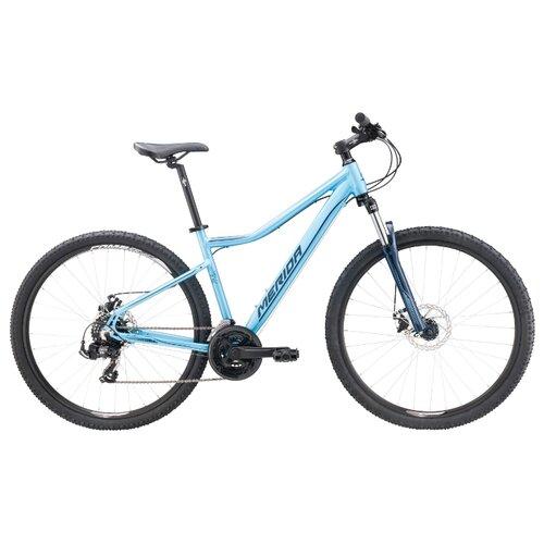 цена на Горный (MTB) велосипед Merida Matts 7.10-MD (2020) blue/blue S (требует финальной сборки)