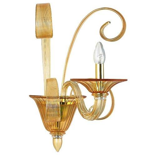 цена на Настенный светильник Donolux Firenze W110218/1amber, 60 Вт