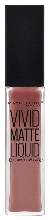 Maybelline New York Vivid Matte жидкая помада