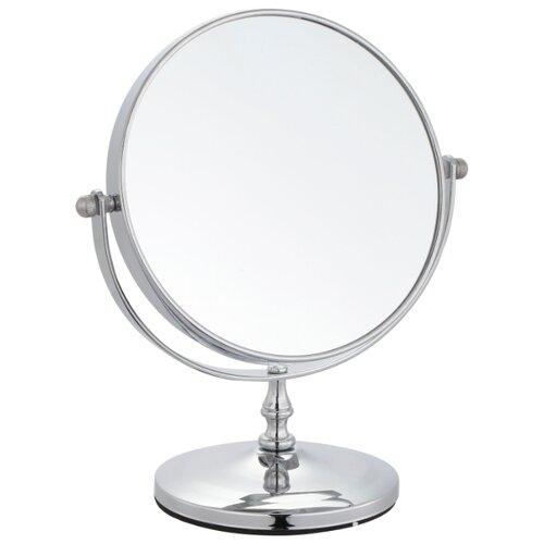 Зеркало косметическое настольное Unistor Impression хромированный недорого