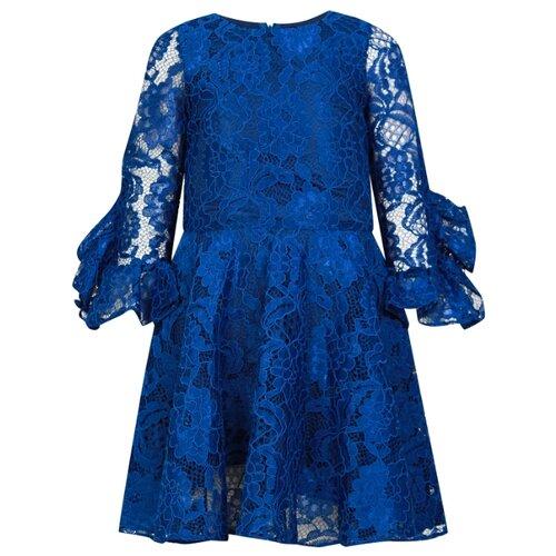 Платье David Charles размер 175, royal blue