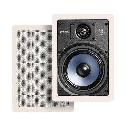 Встраиваемая акустическая система Polk Audio RC65i белый