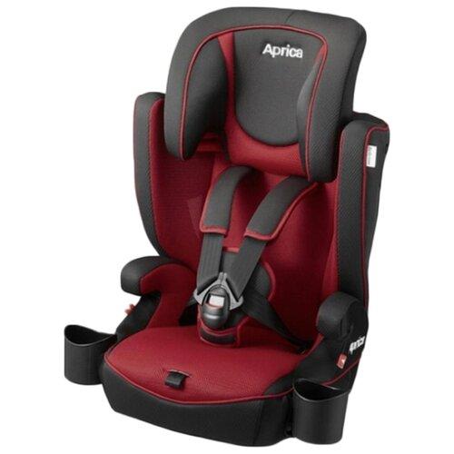 Автокресло группа 1/2/3 (9-36 кг) Aprica Air Groove Premium, бордо группа 1 2 3 от 9 до 36 кг aprica air groove premium