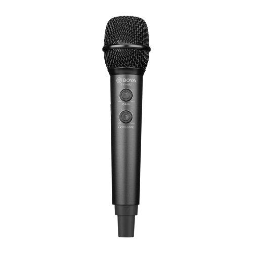 Микрофон BOYA BY-HM2, черный